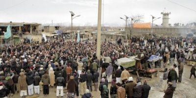 Soldados de EU desatan furia de afganos tras quemar el Corán