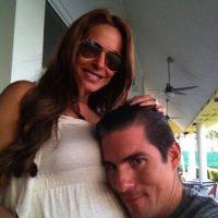 """""""Les mando besos desde Miami!! Con los amores de mi vida @reinaiglesias"""" Foto:Twitter Galilea Montijo"""