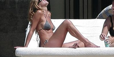 Los mejores momentos en bikini de Jennifer Aniston