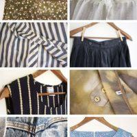 Algunas prendas vintage para tu estilo reinventado Foto:calivintage. Imagen Por: