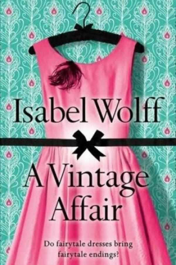"""""""A vintage affair"""" de Isabel Wolff Foto:web"""