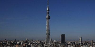 Tokio Sky Tree, la torre más alta del mundo