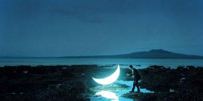 Cuando la Luna encontró quien la cuidara en la Tierra
