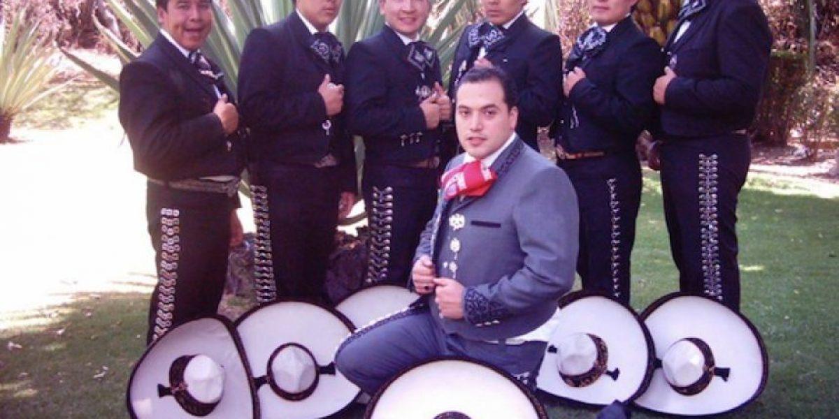 Un padre que utilizó la web para triunfar con su mariachi
