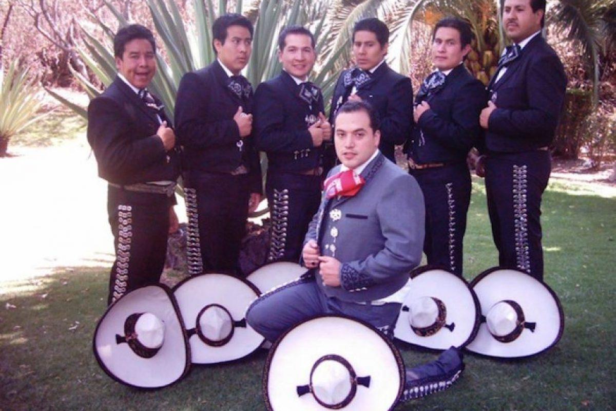 Mariachi amigo Foto:Cortesía