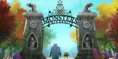Disney y Pixar ofrecen primer adelanto de Monsters University