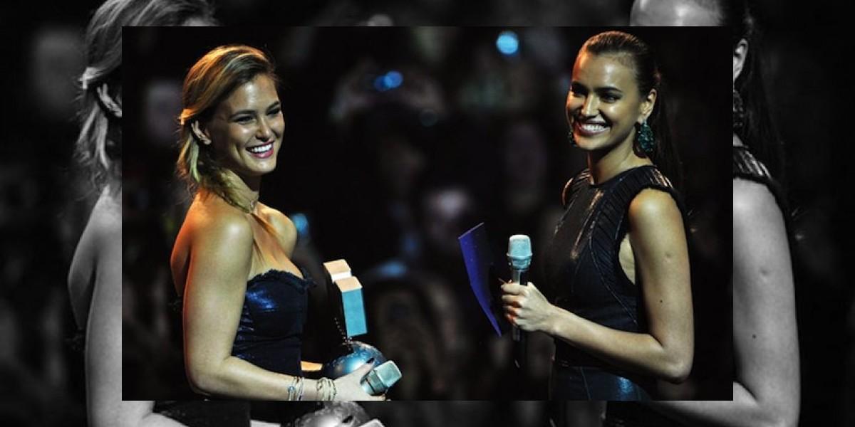 Irina Shayk y Bar Refaeli pelean en Twitter por Cristiano Ronaldo