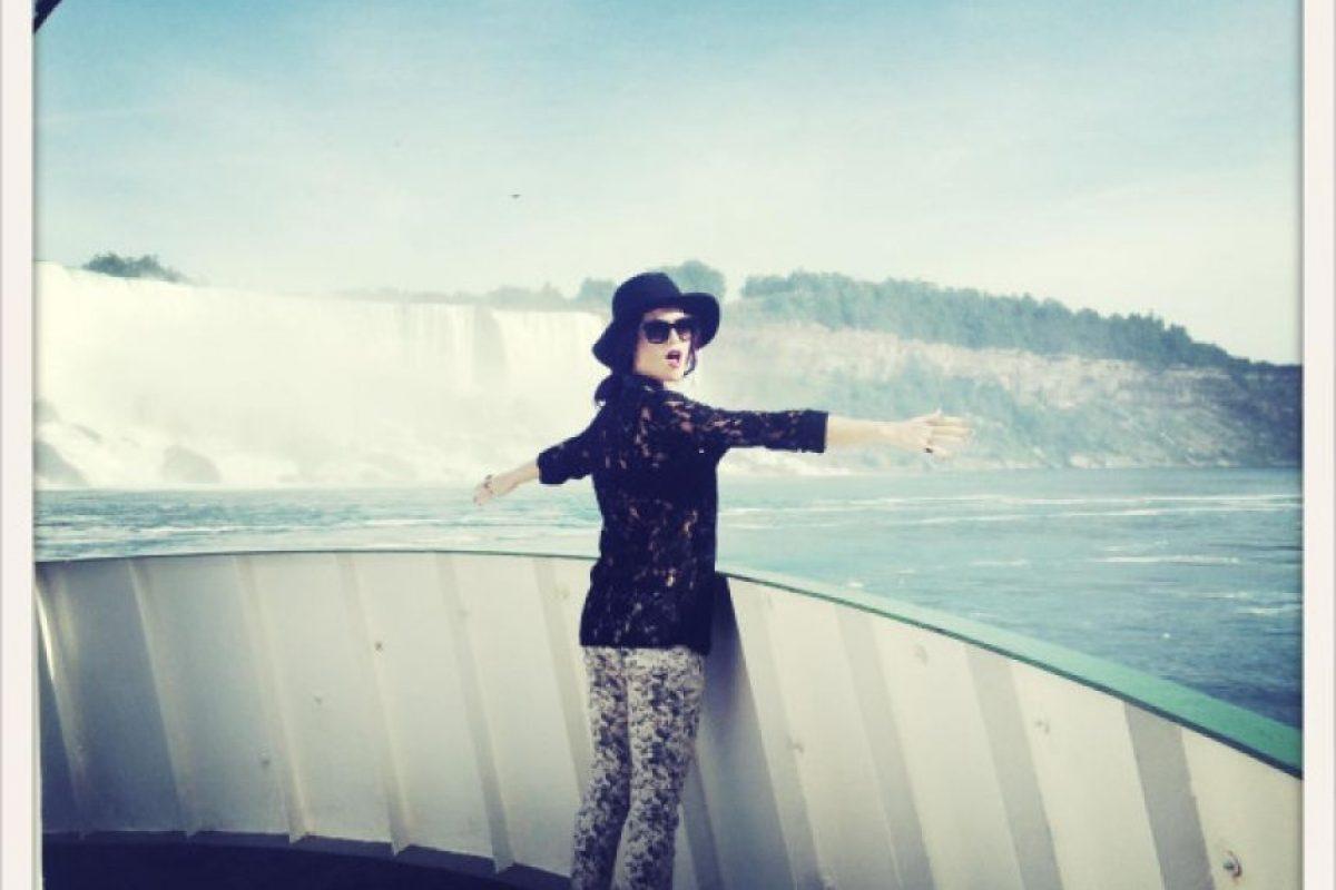 Katy Perry. Foto:Twitpic.com