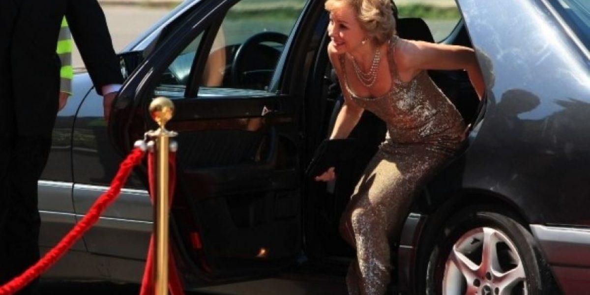 Así luce Naomi Watts como la nueva Lady Di