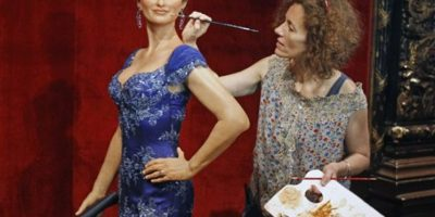 Doble de Penélope Cruz anda en París