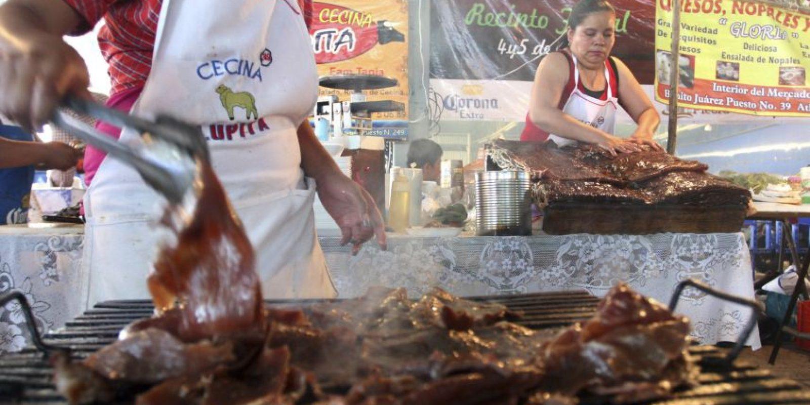 Se espera vender al menos 11 toneladas de carne en la Feria de la Cecina.