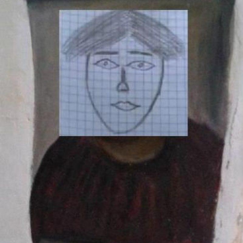 Yo también restauré el Ecce Homo Foto:el_reguleque™ @el_reguleque