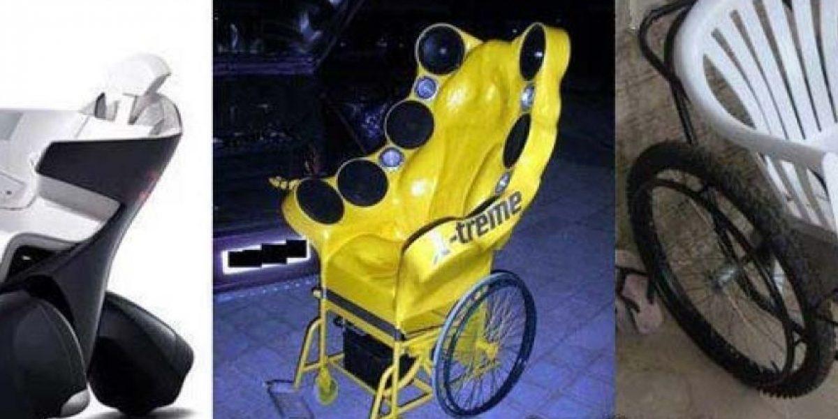 Presentarán denuncia en la CNDH por sillas de ruedas