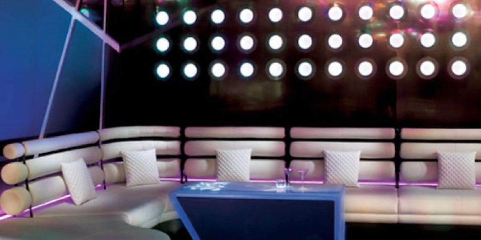 The Beatles Revolution Lounge, Las Vegas Foto:lightgroup.com