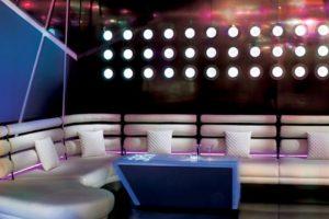 The Beatles Revolution Lounge, Las Vegas Foto:lightgroup.com. Imagen Por:
