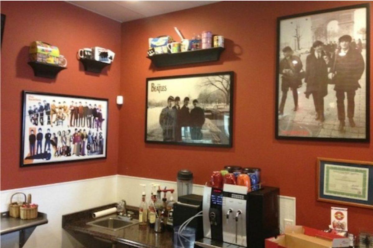 Sgt. Pepper's Café, Edwardsville Illinois Foto:thedailymeal.com. Imagen Por:
