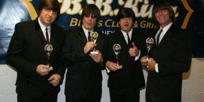 En el B.B. King Blues Club & Grill, en la ciudad de Nueva York, toca una gran variedad de grupos y artistas invitados pero todos los sábados Strawberry Fields rinde tributo al cuarteto de Liverpool Foto:bbkingblues.com
