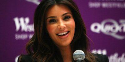 Kim Kardashian, de visita en México