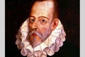 Miguel de Cervantes Saavedra Foto:Especial. Imagen Por: