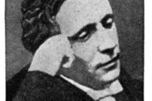 Lewis Carroll Foto:Clipart. Imagen Por: