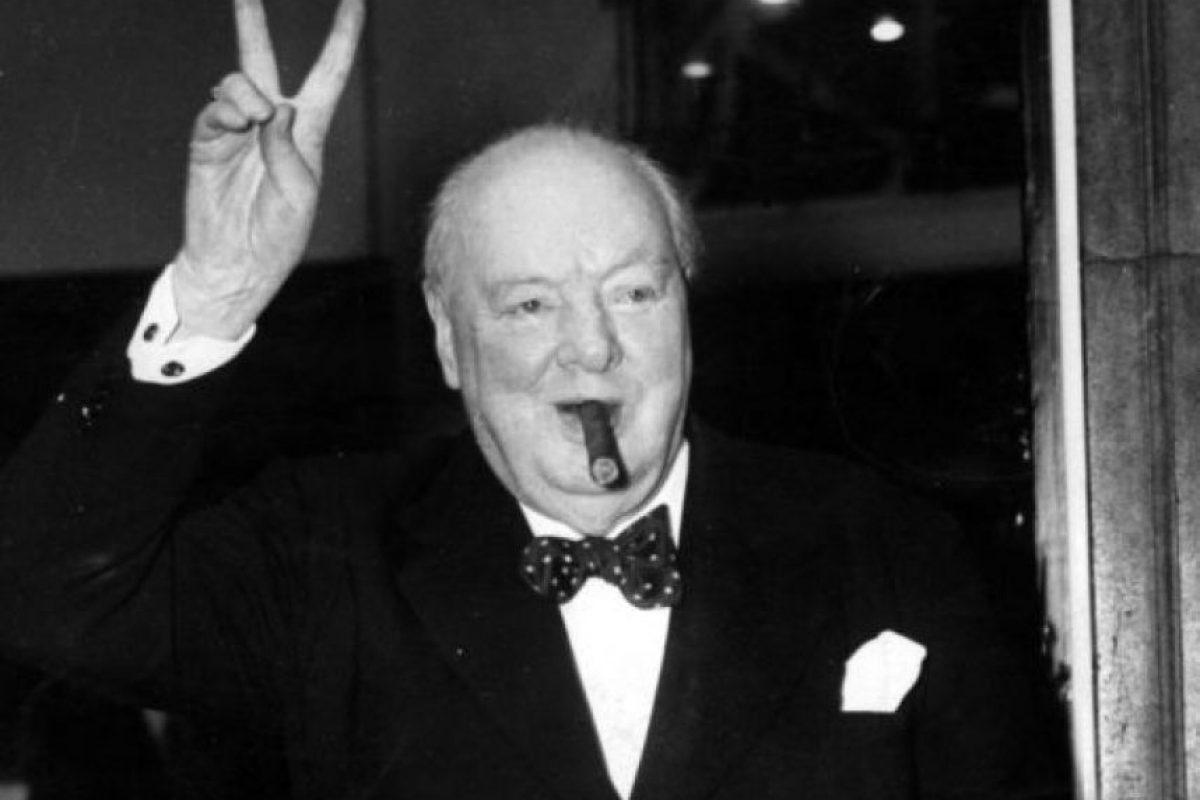Winston Churchill. Imagen Por: