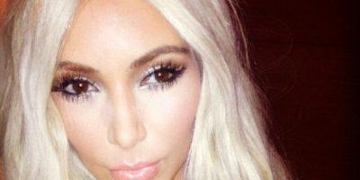 """Kim Kardashian se """"convirtió"""" en sirena"""