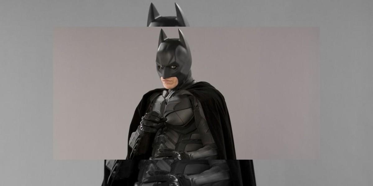 Batman: el rey de las tiendas de disfraces para este Halloween
