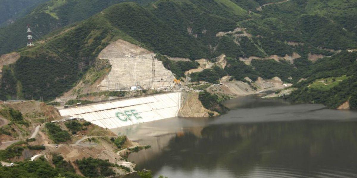 Subasta De Autos >> FOTOS: Ésta es la sorprendente presa La Yesca   Publimetro México