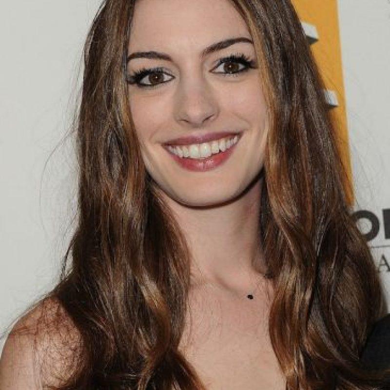 """Anne Hathaway Gana: FOTOS: Anne Hathaway Llegará A Los 30 Cantando En """"Los"""