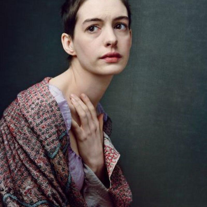 """Anne Hathaway Gana: FOTOS: Así Se Ven Los Famosos De """"Miserables"""" En Vogue"""