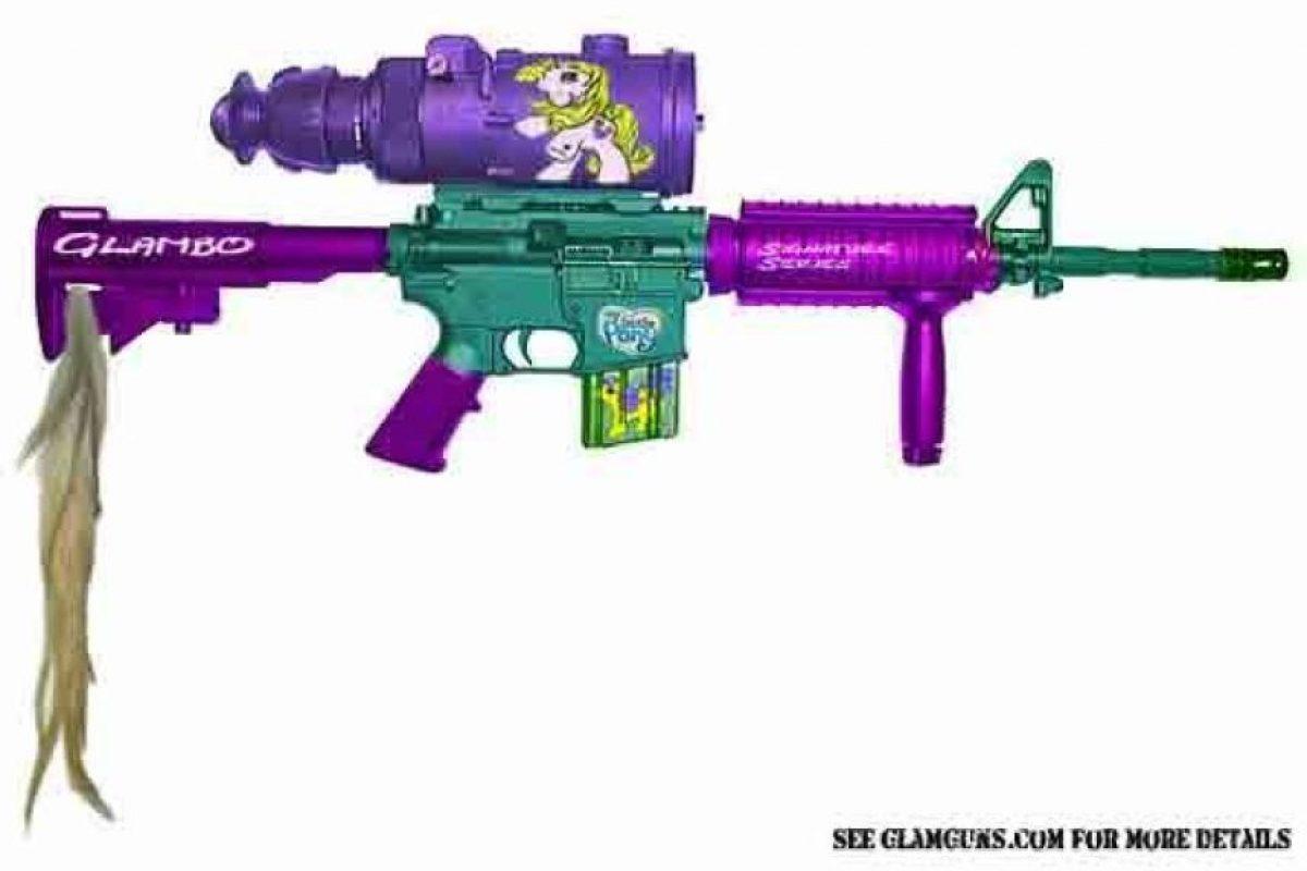 Una carabina M4 Foto:http://www.businessinsider.com/