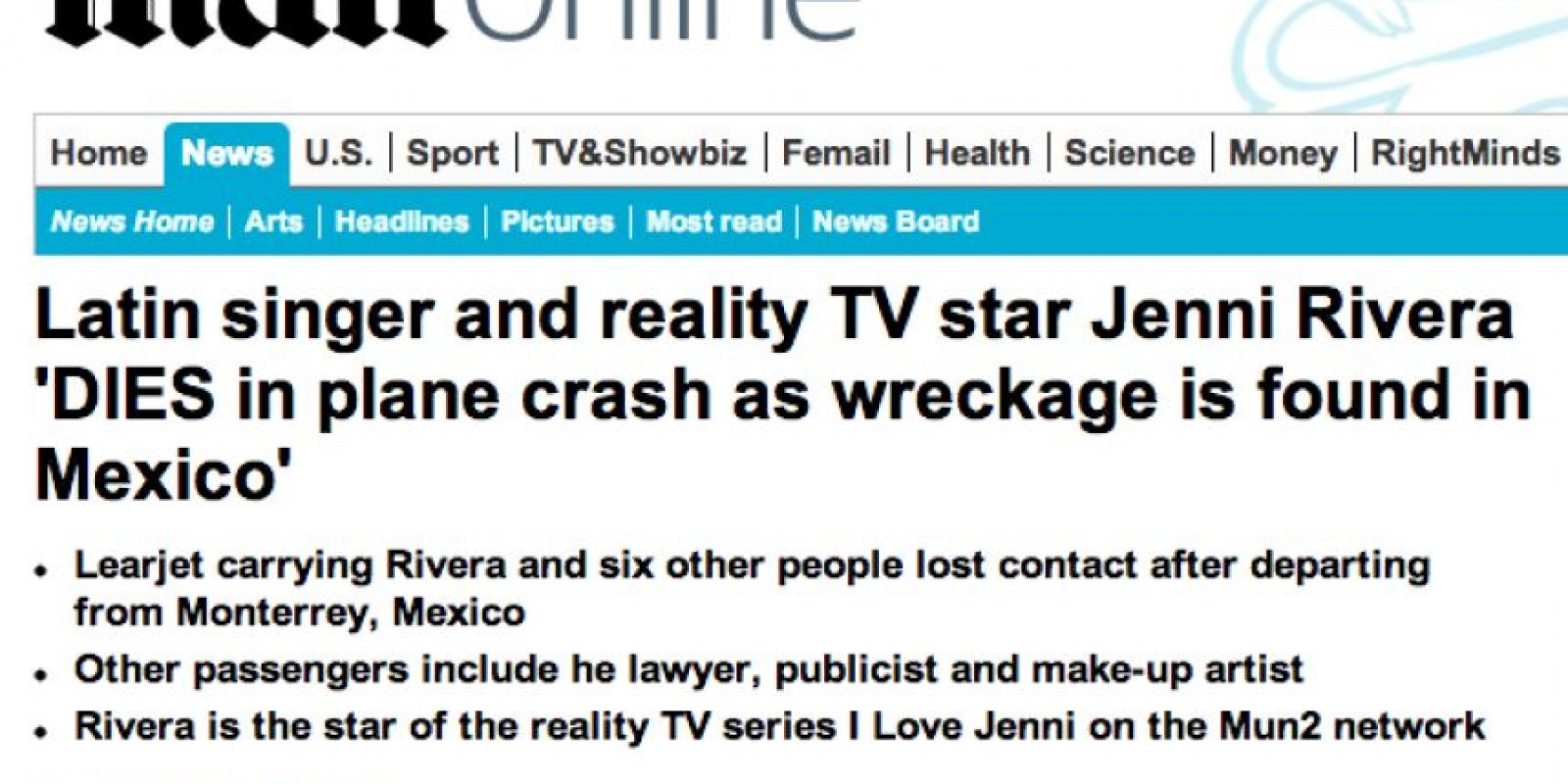 Daily Mail (Inglaterra)