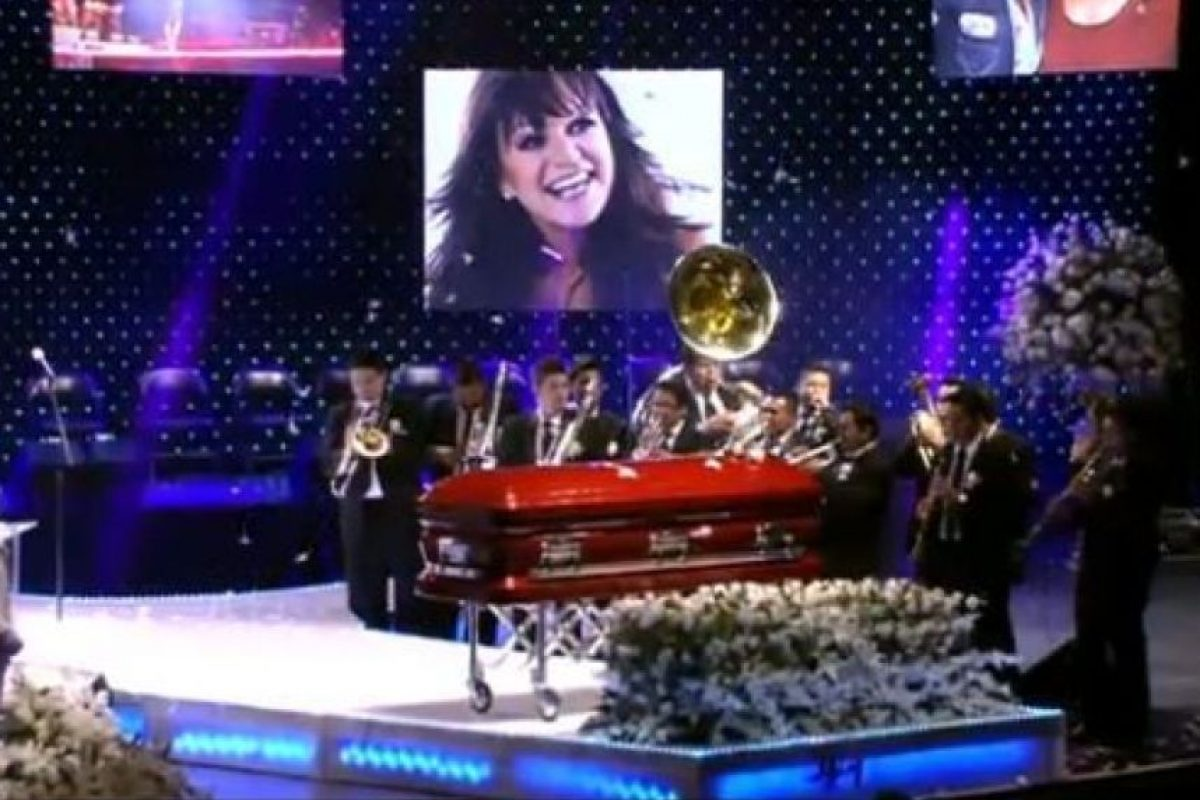 Funeral de Jenni Rivera foto a foto | Publimetro MéxicoJenni Rivera Funeral