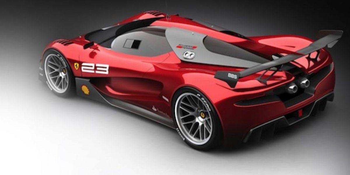 FOTOS: Ferrari Xezri Competizione Edition, un auto de ensueño
