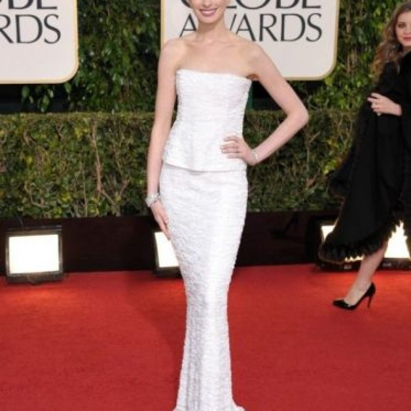 Anne Hathaway Gana: FOTOS: Los Dobles Miniatura De Los Famosos