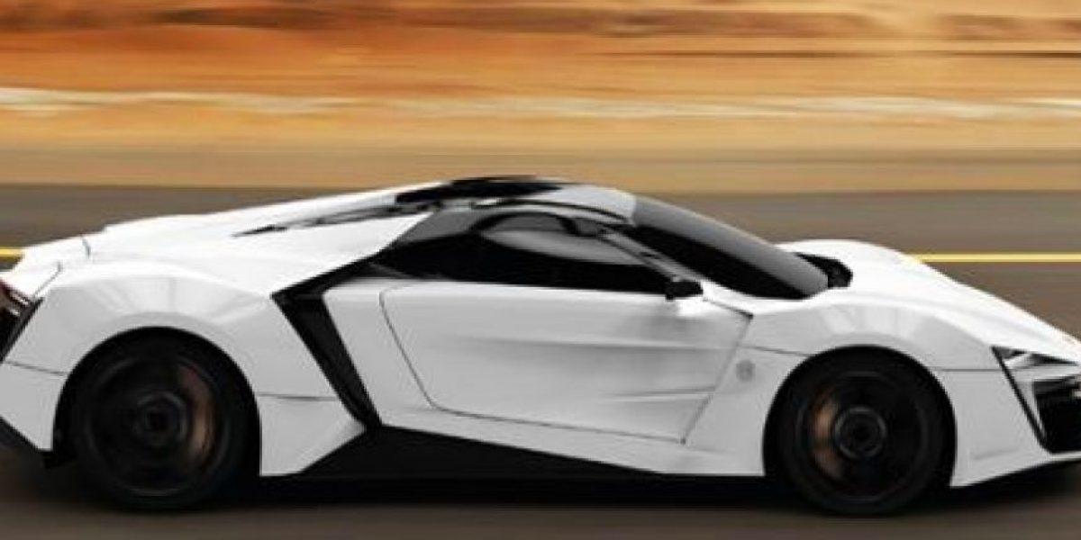 FOTOS: Lycan Hypercar, el auto más caro del mundo