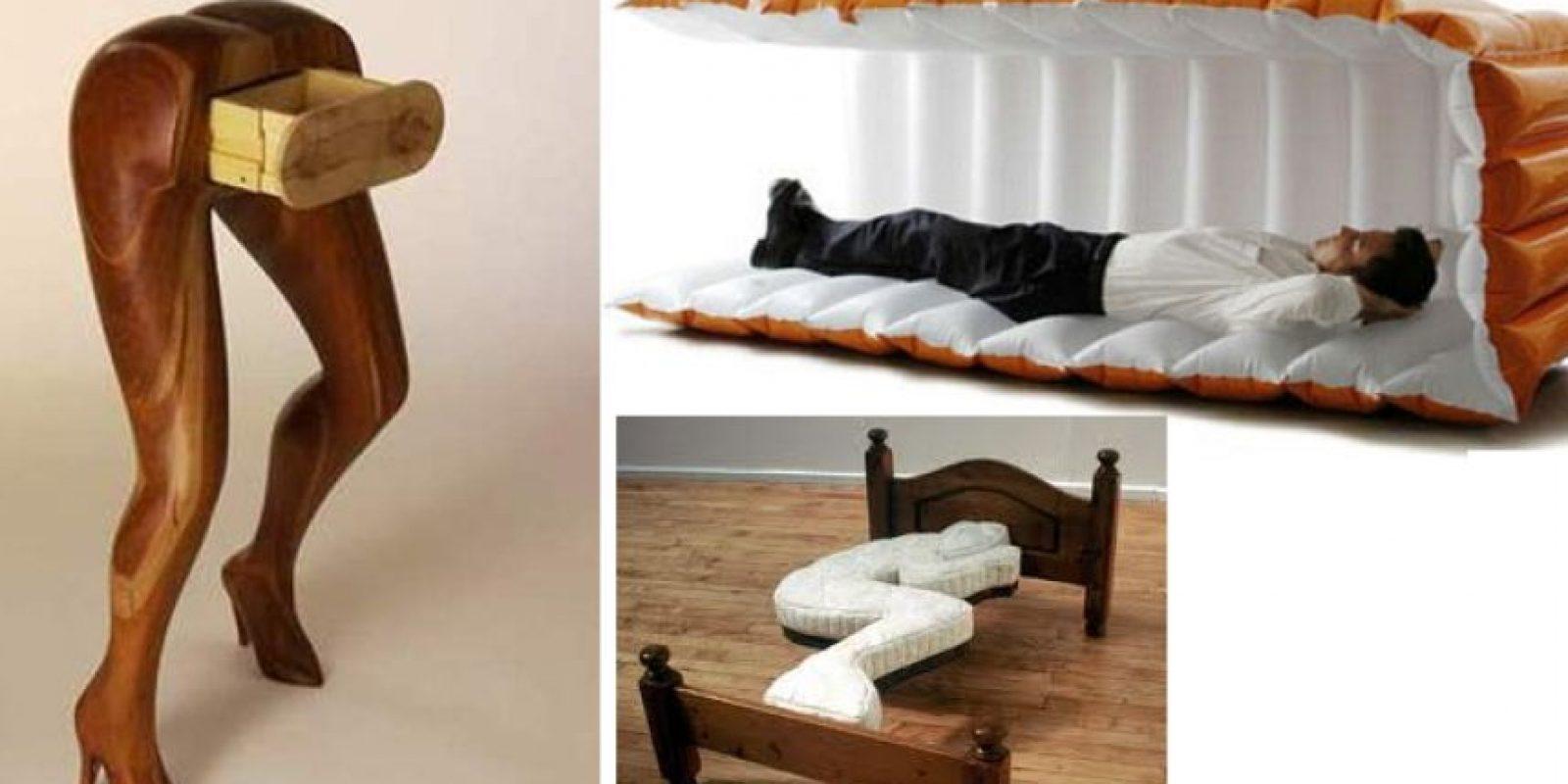 Sillones Raros.Fotos Los Muebles Mas Originales Y Raros Del Mundo