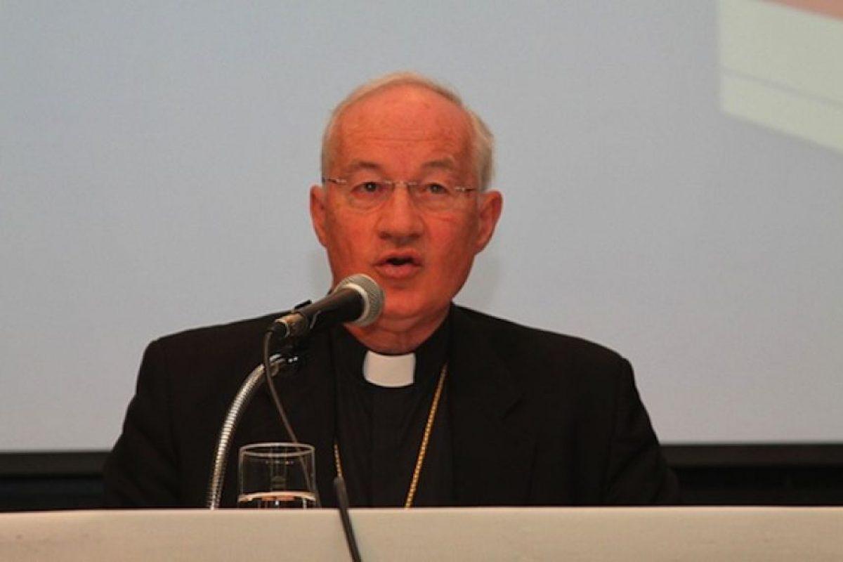 """Marc Ouellet. Originario de Canadá y con 68 años es jefe de la Congregación de Obispos. Es famoso por haber declarado que convertirse en Papa """"sería una pesadilla"""". Foto:Especial. Imagen Por:"""