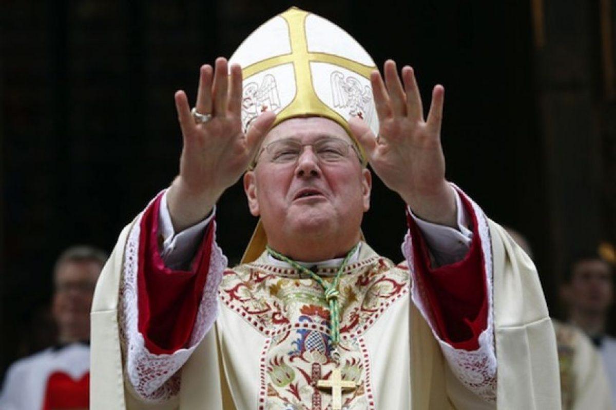 Timothy Dolan. Estadounidense de 62 años, fue nombrado arzobispo de Nueva York en 2009.  Foto:Especial