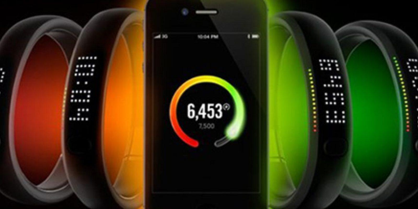 Nike Fuel Band – Ideal para el seguimietnto de quema de calorías 0e6921fe40047
