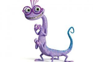 Novato en Monsters University, 'Randy Boggs' tiene grandes aspiraciones para su vida universitaria. El peculiar monstruo símil-lagarto, planea graduarse en Sustos y llevar una vida social activa, llena de diversión, amigos y fiestas de fraternidades… si tan sólo pudiera controlar su vergonzoso hábito de desaparecer. Foto:Pixar Animation Studios
