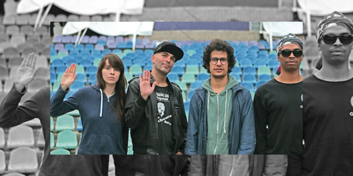 Bosnian Rainbows presenta su primer disco en el país
