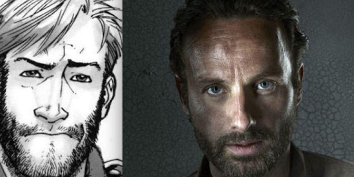 FOTOS: The Walking Dead, del cómic a la pantalla chica