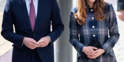 Kate Middleton y Guillermo revelan posibles nombres para su bebé