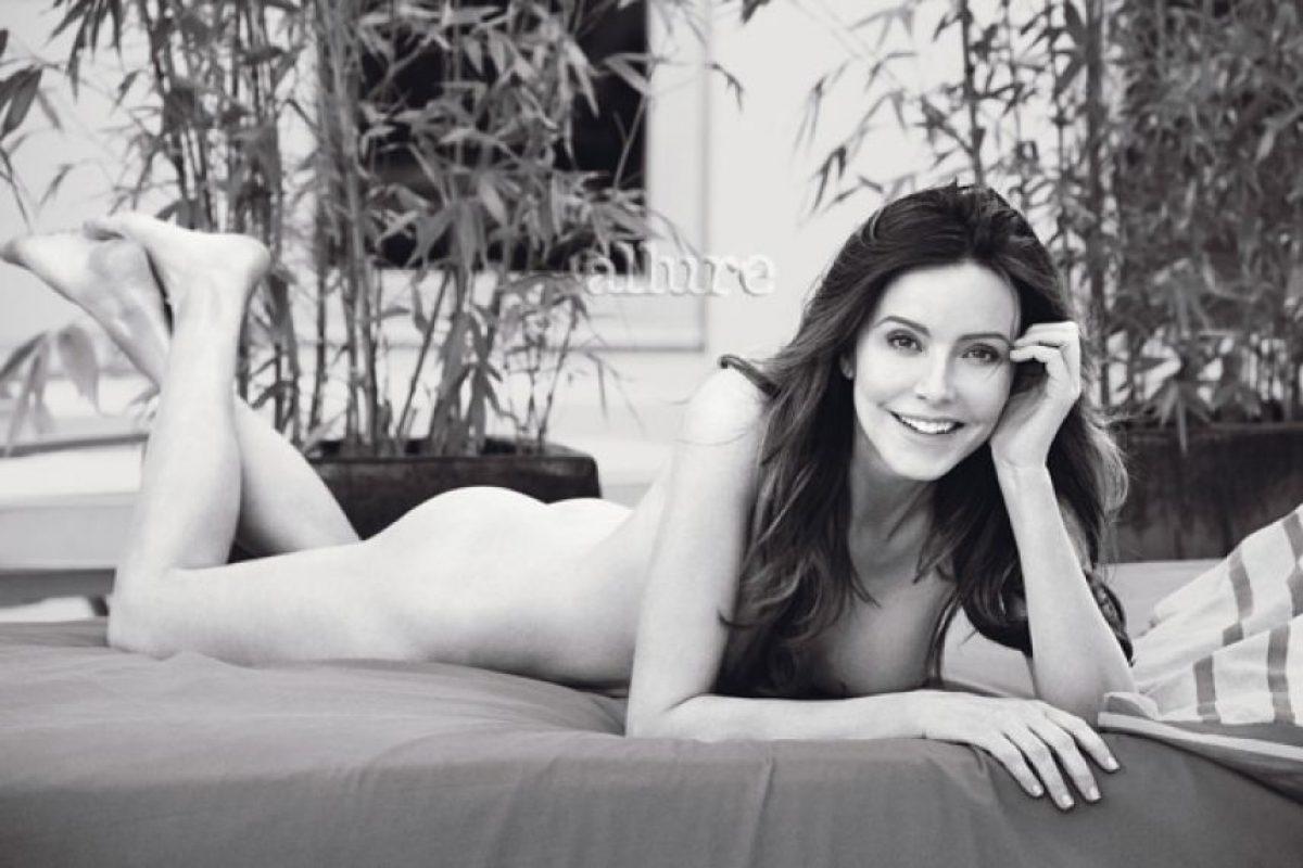 Naya Rivera Jennifer Morrison Y Otras Famosas Se Desnudan En Allure