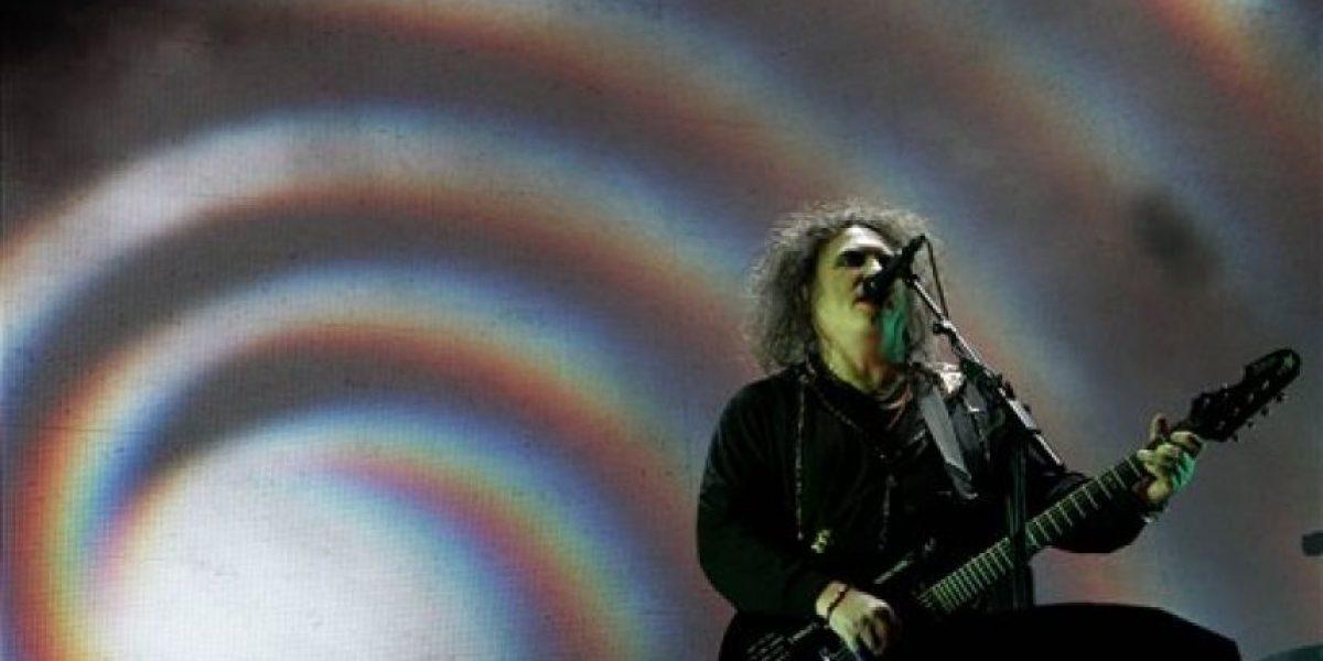 FOTOS: The Cure convierte concierto en festejo de cumpleaños