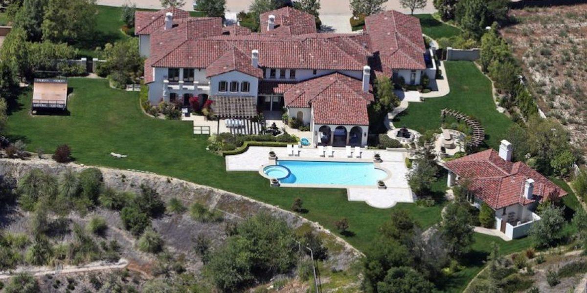 La mansión de Justin Bieber tiene su propia pista de skater