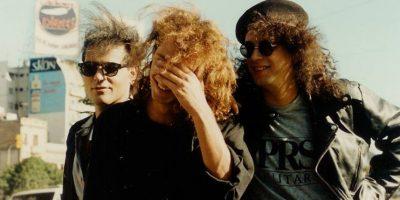 Fotos inéditas de Soda Stereo, desde su primer gira
