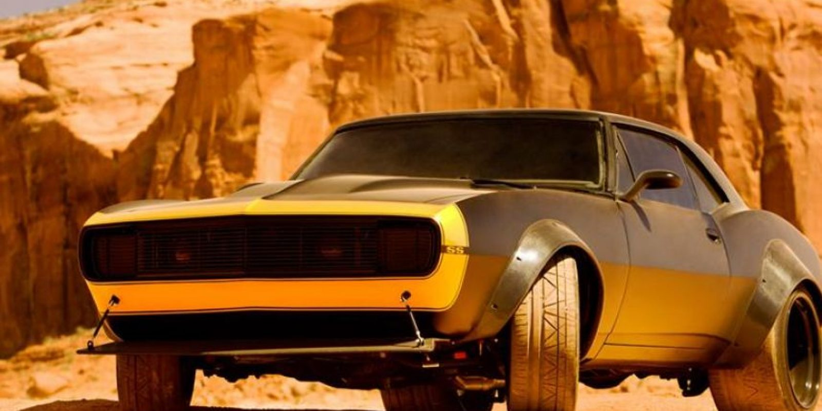 Nuevo Bumblebee, Camaro 1967 Vintage Foto:facebook.com/transformersmovie