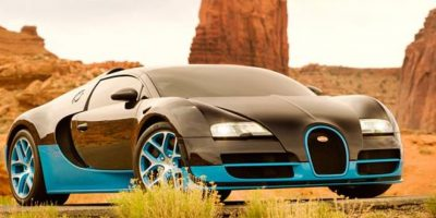 Bugatti Grand Sport Vitesse Foto: facebook.com/transformersmovie
